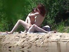 Milf - buluştuğu Bana yaz plaj - 24. Fucked