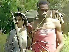 Tarzan pässit hänen ylisuuri rakkaus seuran syvälle Jane `s märkä viilto
