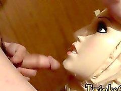Гомосексуалистам кино куклы поссать с нескольких сторон