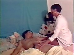 mature verpleegkundige