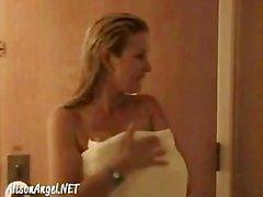 Элисон Ангел и Lia19 Сторона В Финиксе