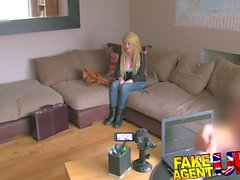 FakeAgentUK LA Porno Darstellerin befindet fälschen Agent