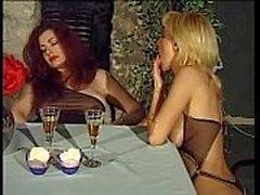 lesbica sesso del di Jessica Rizzo in barca di peccato