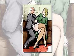 Vanha Erotic Art 4