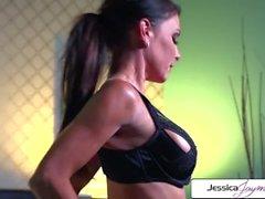 Jessica Jaymes suck and fuck a big hard dick, big booty & big boobs
