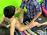 Gay orgy Jacob Marteny playfully tickles Kyler Moss as they
