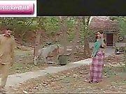 Classic Indian Mallu film järnväg Delarnas för 1 trevliga BoobiesT