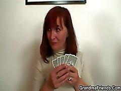 Anneanne ile poker sonra Büyük üçlü