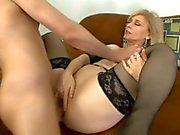 Klasik Nina Hartley butt gets fucked