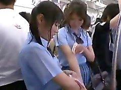 DANDY - 295 sweet aromin karva sekä Teen koulussa tyttöihin shee