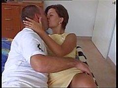 Caliente anal embarazada