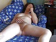 Chubby Jugend GF Masturbation ihre nasse Muschi