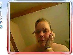 Niederländische Mollige Frauen Debby Webcam zu Rahmen 2.