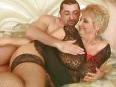 Granny Compilação Sexo 59