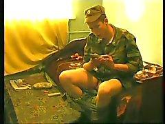 Young русские солдаты дрочишь а Сперма