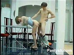 Del Pantyhose Sexy Adolescente sesso selvaggio