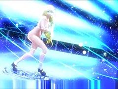 3D MMD Luma Dance Workout No. 1