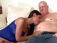 Fett Opas und die Hot Girls