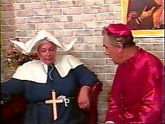 Papin whipping rasva nunnan perse