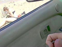 piscando no carro # 7