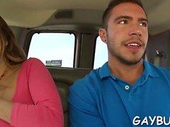 araba park iki homo hunks 10 librelik sürme