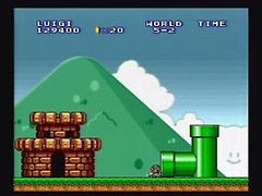 Super Mario Bros. The Lost Level World Record
