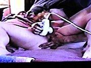 Striptease y masturbación Hermosa rubia