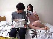 Japanese annemin erkekler baştan çıkaran ( MrBonham )