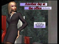 3D Cómica : Otro día . episodios una