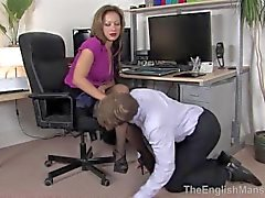 Поклонись своему боссу