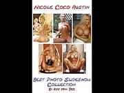 Nicole Cocos Austin - Tout chair Matures . Collection de photographies Hot