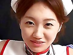 Asiatiska Nurse Ocensurerade Sex