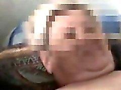 De gordura da mulher russo dá uma o POV Masturbação
