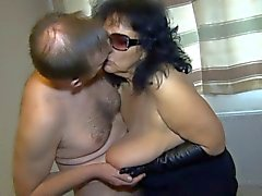 Sexy Granny - Bukkake