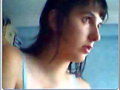 Asli webcamda sevgilisine CANO
