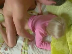 Young couple anal fuck