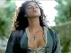 Briganti 1990 - Mónica Monica Bellucci & sob a vestir