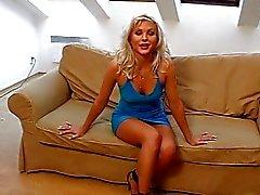 Sweet Kathy Anderson houdt van seks