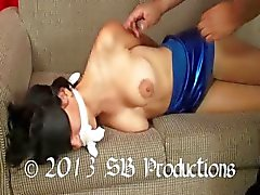 Hanna Perez sukkahousut fetissi Teaser clip