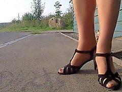 Turu HBÖ ayaklarını ve Ayaklar