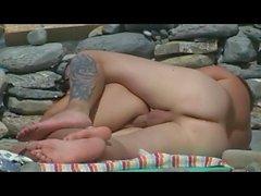 Beach Sex ile Cumshot