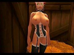 Warcraft : Benim küçük kan elf , Keyla .