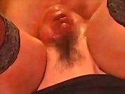 Inserción de enorme - Cabezal dentro de mi vagina