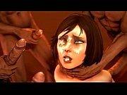 Bioshag - Ocensurerat Elizabeth Hentai