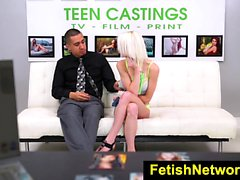 FetishNetwork Maddy Rose bondage casting