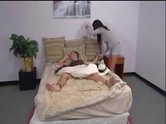 STEPMOM SEDUCING STEPSON INTO A HARD FUCK!!! - visit stepmomxxx