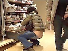 Reizvolle Jeans Ausstel