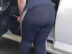 Автомойка bbw йога штаны нет видеть через vpl, но insee