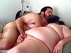 Chubby urso fode seu namorado chub suave
