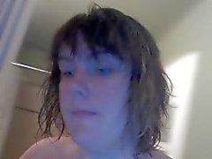 Dicke Frauen Webcam Dusche in